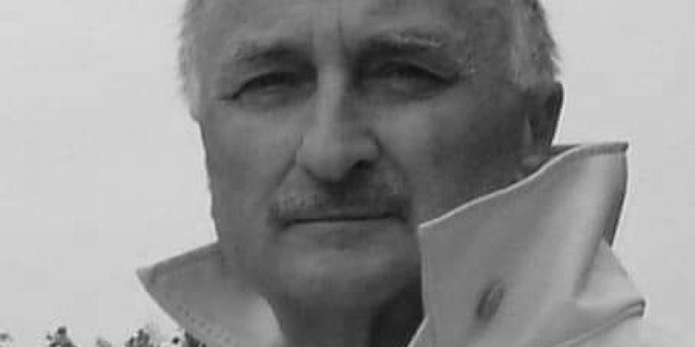 Andrzej Gackiewicz odszedł na wieczną wachtę