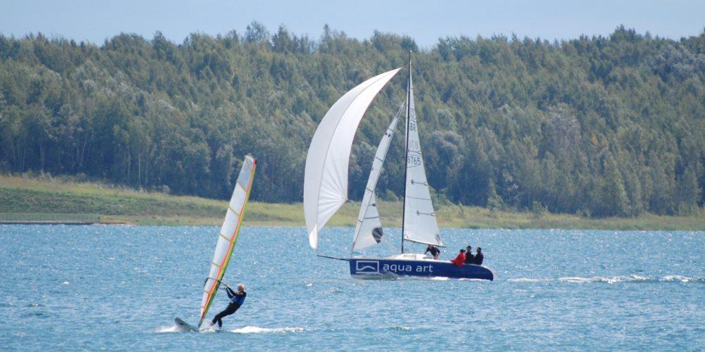 Weekendowy kurs żeglarski – informacja