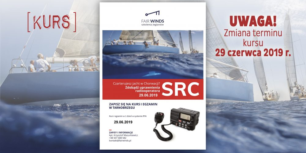 Zmiana terminu kursu radiooperatora SRC